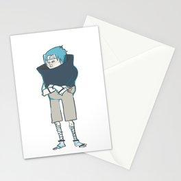 Sasuke Stationery Cards