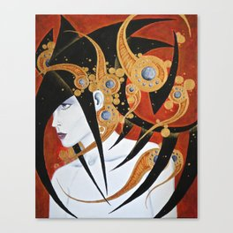 Headstrong Canvas Print