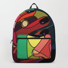 Rainbow Smoker Backpack