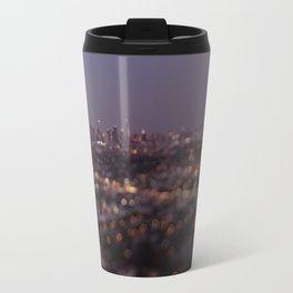 Angel City Lights (L.A. at Night) Travel Mug