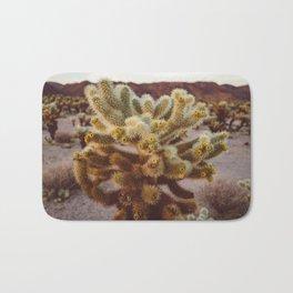 Cholla Cactus Garden XIV Bath Mat