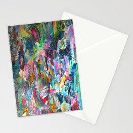 REM white noise Stationery Cards
