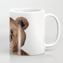 Chubster the Teddy Coffee Mug