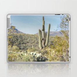 Trees and Cacti  Laptop & iPad Skin