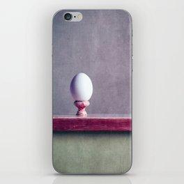 Coquetier iPhone Skin
