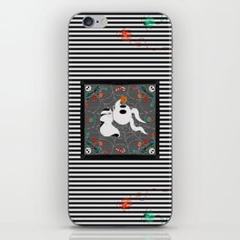 Nightmare Before Noel iPhone Skin