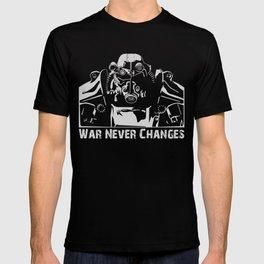 Fallout 3 War Never Changes T-shirt
