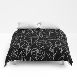 Autumn Leaves Comforters