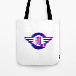 metro illusions - 3D Tote Bag