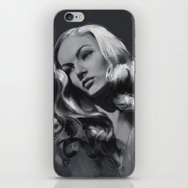 Veronica Lake iPhone Skin
