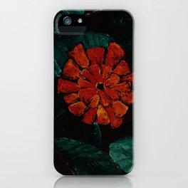 The Dangerous Flower iPhone Case