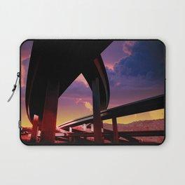 Sci-Fi Freeway Laptop Sleeve