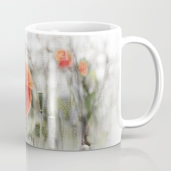 Poppies(mist). Mug