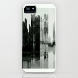 Absraction iPhone Case