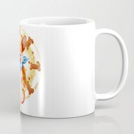 Zen corgi Coffee Mug