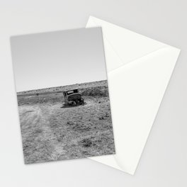 Desert Resting Place Stationery Cards