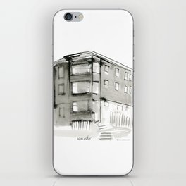 Worcester iPhone Skin