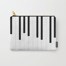 Piano keys, music background #society6 #decor #buyart #artprint Carry-All Pouch