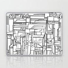 Electropattern(B&W) Laptop & iPad Skin