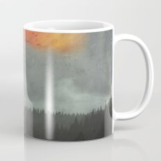 Spaces XVI - Fireball Mug