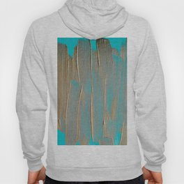 Metallic Abstract Painting #texture #minimalism Hoody