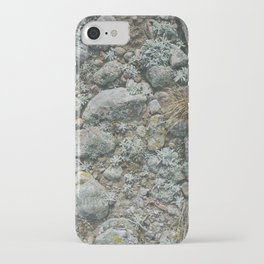 rabbit mountain iPhone Case