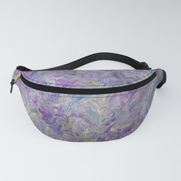 Purple Horse Pasture Fanny Pack