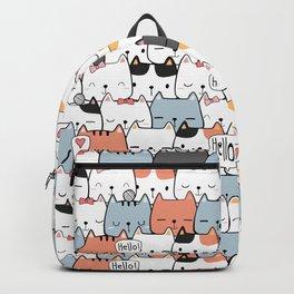 Cute Miao Backpack