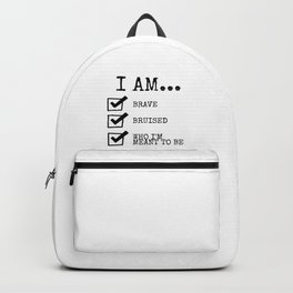 This Is Me Backpack