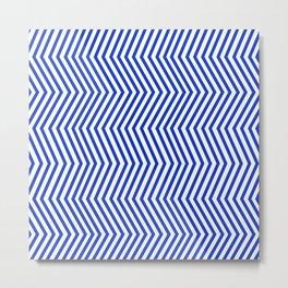 KAYA ((azure)) Metal Print