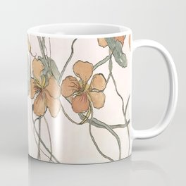 Winding flowers Coffee Mug