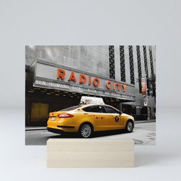 Midtown Mini Art Print