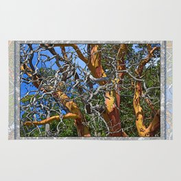 MADRONA TREE DEAD OR ALIVE Rug