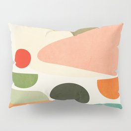 Modern Abstract Art 71 Pillow Sham