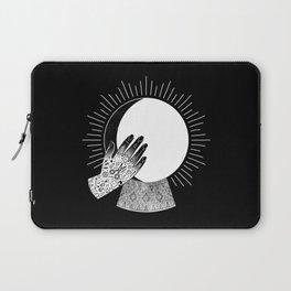 Waxing Gibbous Laptop Sleeve