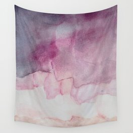 do the skies crumble Wall Tapestry