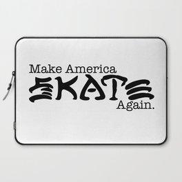 Skate Again Laptop Sleeve