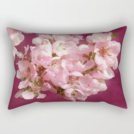 Peachblossom Rectangular Pillow