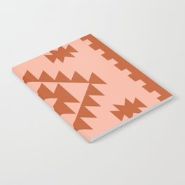 Zili in Peach Notebook