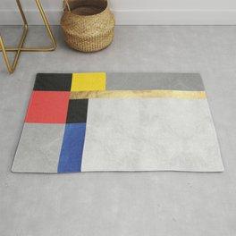 Geometric art XI Rug
