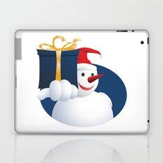 Giving Snowman... Laptop & iPad Skin