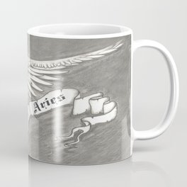 Horroroscopo Aries Coffee Mug