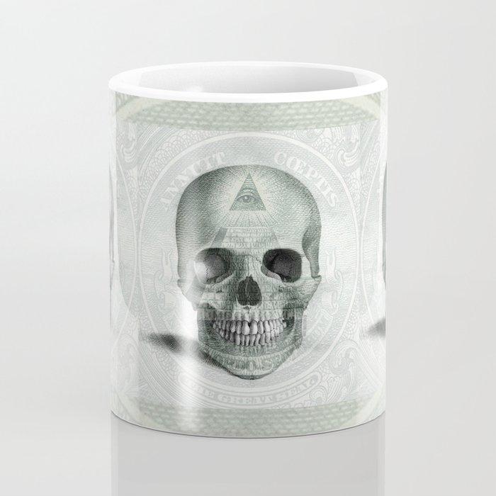Eye on the Skull Coffee Mug