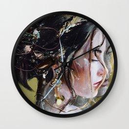 Alter ego - III-3 Wall Clock