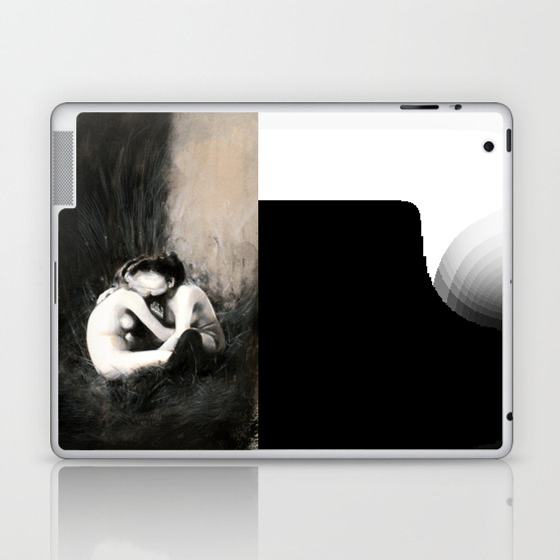 I Melt With You Laptop & Ipad Skin by Baddanielle LSK8597687