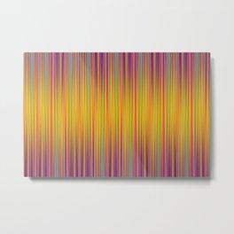 Lines 103 Metal Print