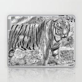 Malayan Tiger (Harimau) Laptop & iPad Skin