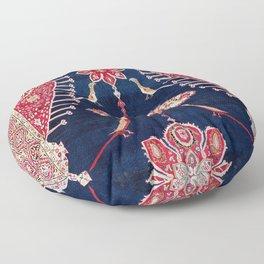 Karabagh Azerbaijan South Caucasus Kelleh Rug Print Floor Pillow