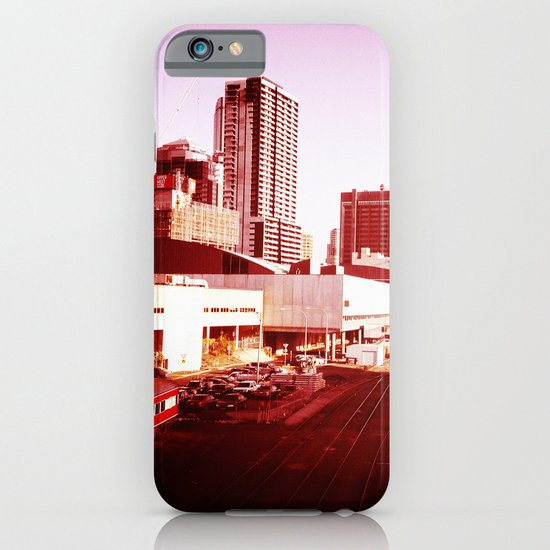 Trains to Central iPhone & iPod Case