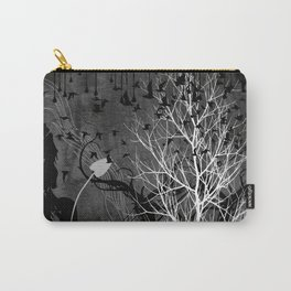 Blacky Carry-All Pouch